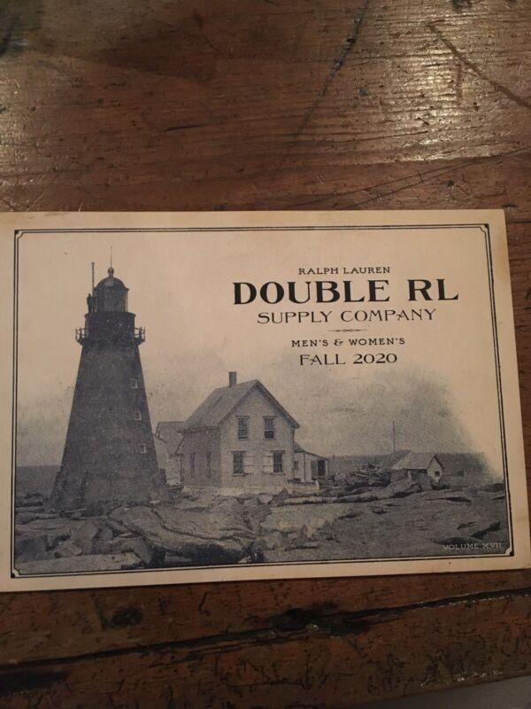 Double RL Catalog RRL Ralph Lauren Fall 2020
