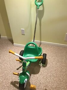 Kettle Kids Tricycle with Handle