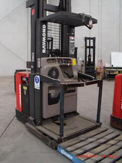Forklift Order Picking (stock picking Forklift) Very good cond Dandenong South Greater Dandenong Preview