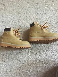 Toddler Construction Boots