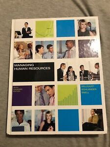 Managing Human Resources (5th Canadian Edition)