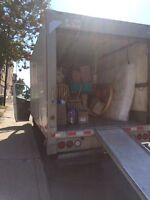 25$ per hour SMALL MOVING 514-992-2101