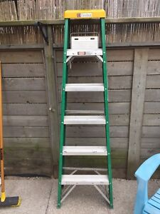 Ladder - 6ft - Fiberglass