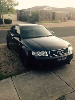 **** 2004 A4 FACTORY BODY KIT 1.8T**** Hoppers Crossing Wyndham Area Preview