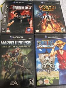 Assorted GameCube games $15 each