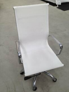 Designer Mesh Executive Office Chair Spotswood Hobsons Bay Area Preview