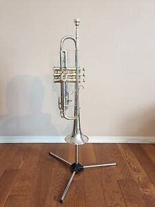 Silver Trumpet for Sale