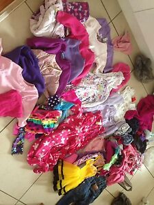 Girl size one bundle Kangaroo Point Brisbane South East Preview