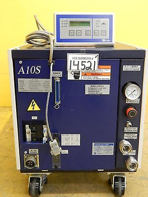 Ebara A10s Multi-stage Dry Vacuum Pump With 30997 Hours Used Tested Working