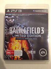 Battlefield 3 Limited Edition Forestville Warringah Area Preview