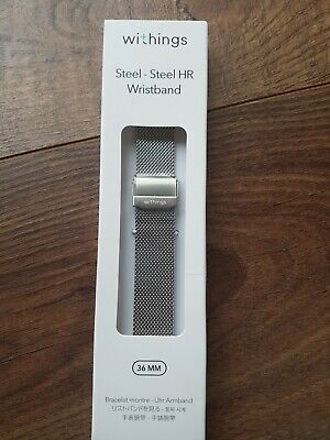 Withings/Nokia - Wristbands for Steel, HR 36mm
