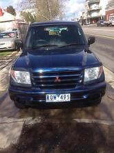 2002 Mitsubishi Pajero Wagon Preston Darebin Area Preview