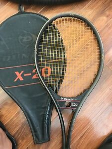 Wintage Dunlop tennis racquet Clayton South Kingston Area Preview