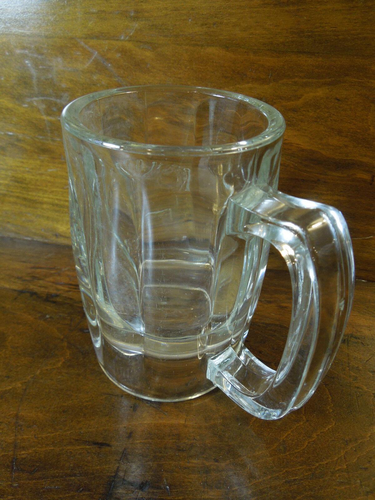 Vintage Glass Mug 111