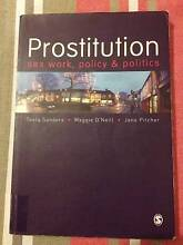 Prostitution: Sex Work, Politics and Policy Stanmore Marrickville Area Preview