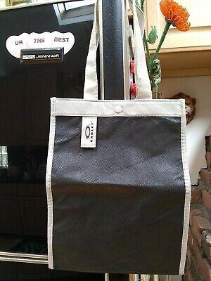 OAKLEY Shopping Bag Black & Gray ECO 12