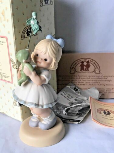 """Memories Of Yesterday """"Merry Christmas Little Boo-Boo"""" #528803 New in Box"""