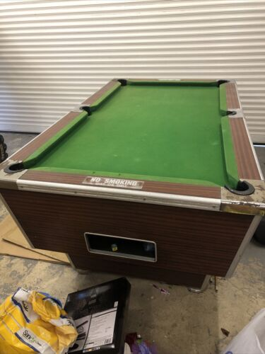 pool table Used Condition