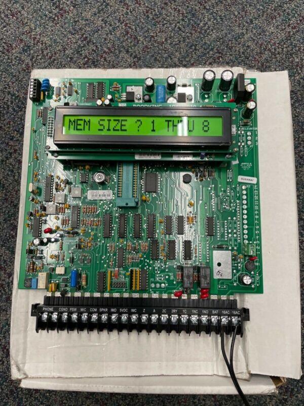 Doorking 1834-010 Gate access control intercom unit board