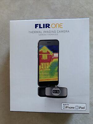 Flir One Thermal Imaging Camera For Ios Iphone Ipad