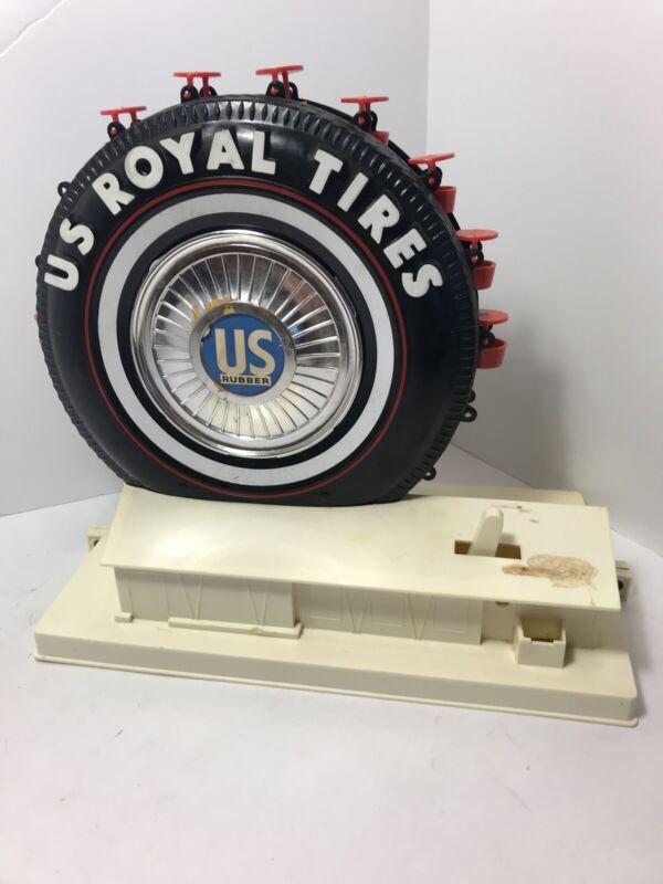 VTG Ideal Toy 1960s New York NY World Fair US Royal Giant Tire Ferris Wheel