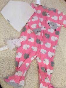 Baby girl brand new clothing set 3-6 month