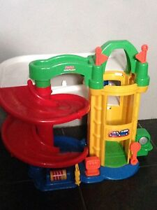 Fisher Price Little People Car parking