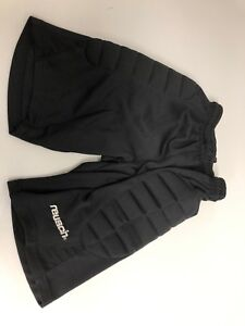 Reusch goalkeeper padded shorts - youth large