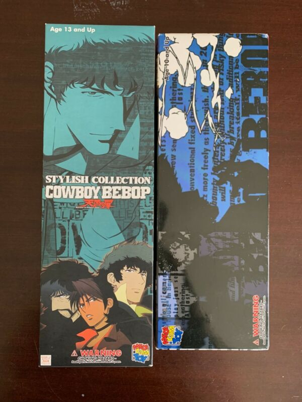 Cowboy Bebop Collection Series by Medicom 2 Spike Spiegel Action Figure Stylish
