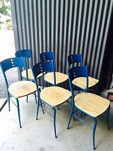 Chairs metal dining Lismore Lismore Area Preview