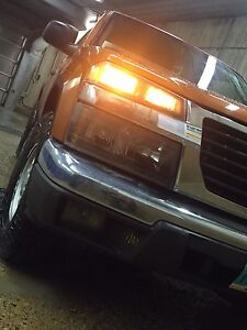 2006 GMC Canyon single cab