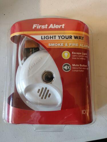 Smoke Alarm with Escape Light