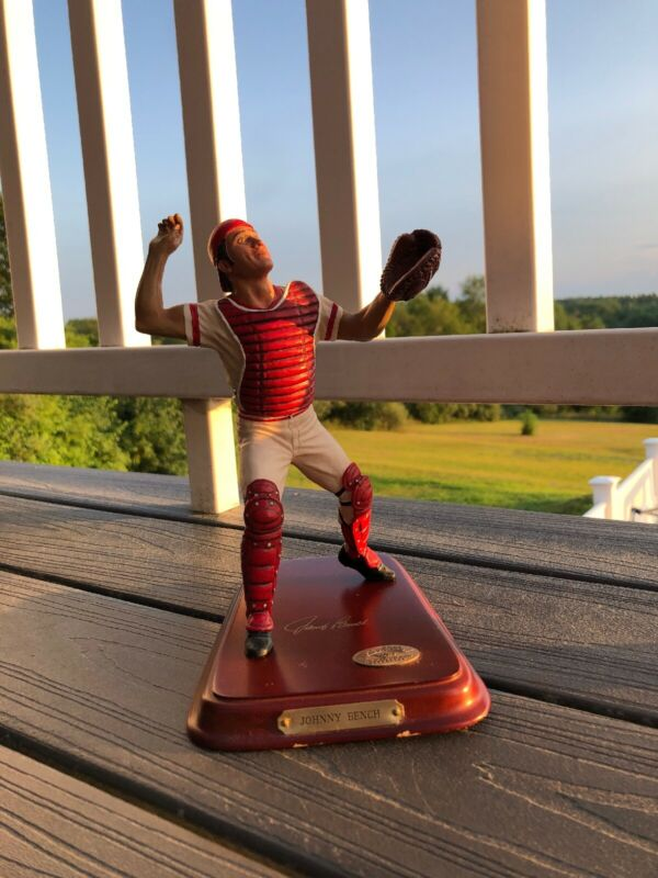 The Danbury Mint Johnny Bench