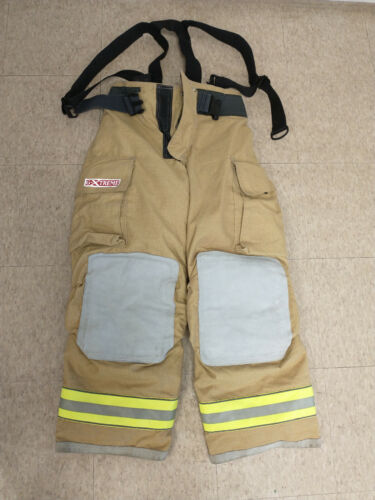 Globe G Extreme MFG. 2004 NEW Firefighter Turnout Bunker Pants Size 36 X 30 long