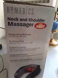Neck and shoulder massager Manly West Brisbane South East Preview