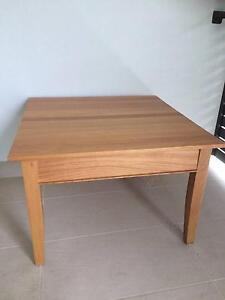 Nick Scali hard wood coffee table Nundah Brisbane North East Preview