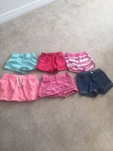 Toddler Shorts - 18-24 months