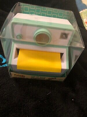Post-it Pop-up Notes Camera Dispenser For 3 X 3 Notes