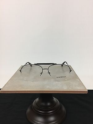 New Men's Eporio Armani Eye Glasses Frame