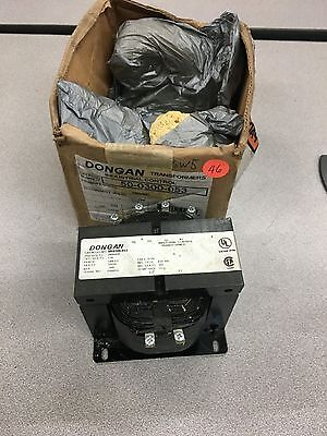 New In Box Dongan Industrial Control Transformer 50-0300-053
