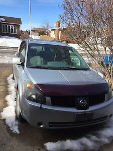 2005 Nissan Quest DVD and remote start
