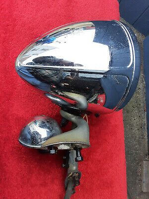 1930s   vintage car headlight, used for sale  Shipping to South Africa