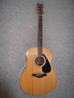 Yamaha LLX16 Acoustic/Electric guitar Armidale City Preview
