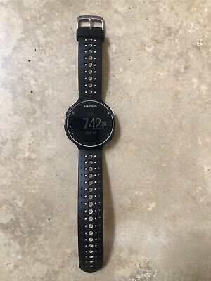 Garmin Forerunner 230 GPS Running Watch Black + Charging Clip