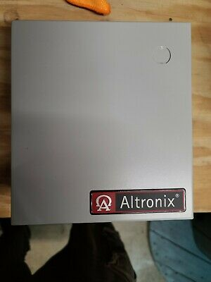 Altronix Altv244300 Power Supply 4 Fuse 24vac 14a