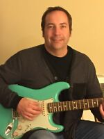 PRO-Guitar Teacher-All levels/styles/ages