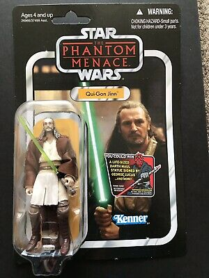 Star Wars VC Collection Qui-Gon Jinn MOC