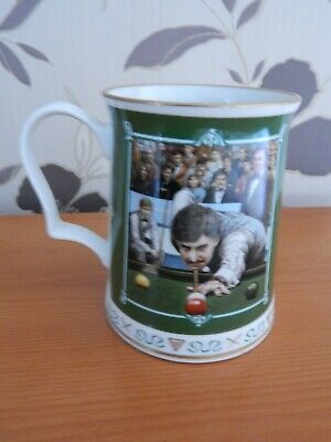 Official WPBSA Snooker Tankard Ceramic 1988 - Great Gift