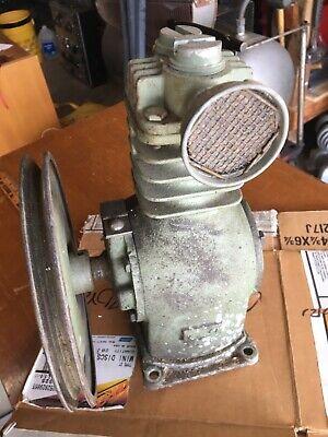 Vintagequincy X2air Compressor Pumpfrom Johnson 250
