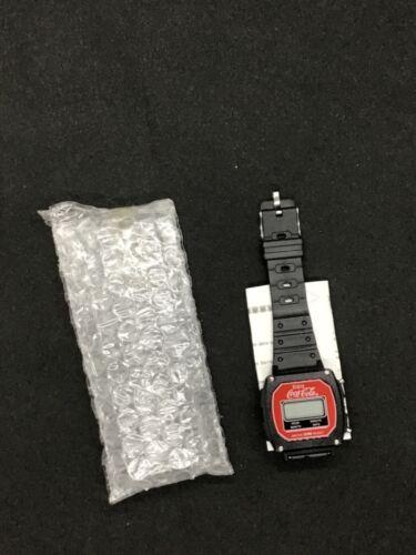Vintage 80's/90's Coca-Cola LCD Digital Watch (New)